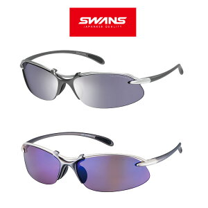 SWANS スワンズ サングラス SA-521 LSIL/ -520 CPG Airless Wave エアレス ウエイブ 偏光レンズ ミラーレンズ【偏光ULTRAレンズ 軽量モデル ウォーキング ドライブ 紫外線対策 アイウェア スポーツ アウト