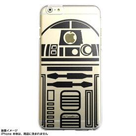 カスタムカバー iPhone 6 PLUS STAR WARS(R2-D2)【5.5インチ】【メール便可】