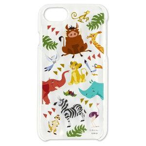 ライオンキング カスタムカバー iPhone 8/7【...