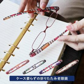 送料無料 老眼鏡 シニアグラス ポッドリーダーGCS020 全4色 ゆうパケット発送