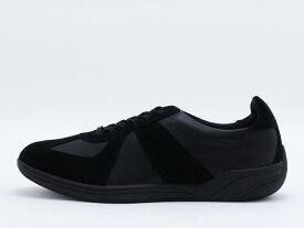 SLACK AULIGA GERMAN TRAINER /BLACK スラック アウリーガ ジャーマントレーナー/ブラック (スニーカー / メンズ)