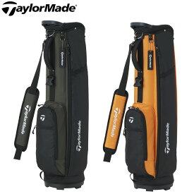TaylorMade(テーラーメイド)日本正規品 スリム7 メンズ軽量キャディバッグ 2021新製品 「TB652」 【あす楽対応】