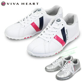 VIVA HEART(ビバハート)日本正規品 レディスゴルフスパイクレスシューズ 「VHK005」 【あす楽対応】