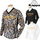 KAPPA GOLF(カッパゴルフ)スニードKC612KT02「春夏ゴルフウエアs7」ビッグサイズ(XO)【あす楽対応】