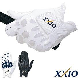 2017モデルダンロップ ゼクシオナノフロント使用、合成皮革ゴルフグローブ「左手用」GGG−X010【あす楽対応】
