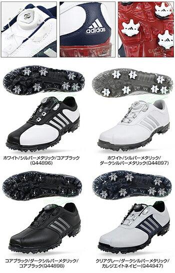 アディダスゴルフ日本正規品puremetalBoaPLUS(ピュアメタルボアプラス)ソフトスパイクゴルフシューズ【あす楽対応】