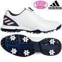 【新色追加】 adidas Golf(アディダスゴルフ) 日本正規品 W ADIPOWER 4ORGED BOA (ウ...
