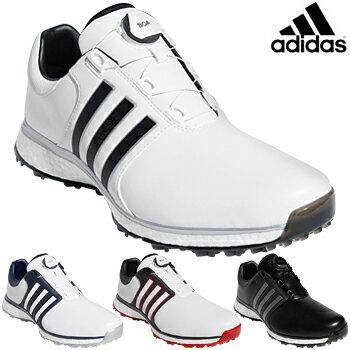 【【最大5140円OFFクーポン】】adidas Golf(アディダスゴルフ) 日本正規品 TOUR360 XT-SL BOA(ツアー360 XTスパイクレスボア) スパイクレスゴルフシューズ 2019新製品 「DBB80」 【あす楽対応】