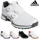 adidas Golf(アディダスゴルフ) 日本正規品 TOUR360 XT TWIN BOA(ツアー360XTツインボア) ソフトスパイクゴルフシュー…