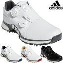 adidas Golf(アディダスゴルフ) 日本正規品 TOUR360 XT TWIN BOA (ツアー360XTツインボア) ソフトスパイクゴルフシューズ 2019新製品 「DBE65」 【あす楽対応】