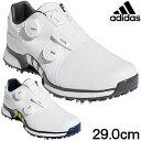 【【最大3000円OFFクーポン】】adidas Golf(アディダスゴルフ) 日本正規品 TOUR360 XT TWIN BOA (ツアー360XTツインボア) ソフトスパイクゴルフシューズ 2019モデル 「DBE65」 サイズ:29.0cm 【あす楽対応】