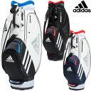 adidas Golf(アディダスゴルフ)日本正規品 PERFORMANCE CADDY BAG (パフォーマンスキャディバッグ) 2020モデル 軽量ゴルフキャディバッグ 「GUV75」 【あす楽対
