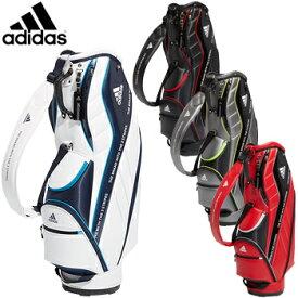 【【最大5620円OFFクーポン】】adidas Golf(アディダスゴルフ) 日本正規品 ライトウェイトスリムキャディバッグ 軽量ゴルフキャディバッグ 2019モデル 「HFF71」 【あす楽対応】