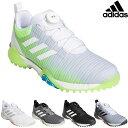 adidas Golf(アディダスゴルフ)日本正規品 CODECHAOS Boa Low (コードカオスボアロウ) スパイクレスゴルフシューズ 20…