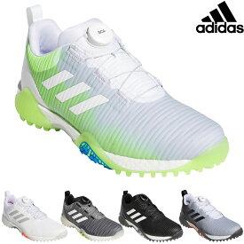 adidas Golf(アディダスゴルフ)日本正規品 CODECHAOS Boa Low (コードカオスボアロウ) スパイクレスゴルフシューズ 2020モデル 「KXJ34」 【あす楽対応】