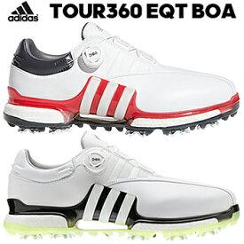 【【最大2900円OFFクーポン】】【新色追加】 adidas Golf(アディダスゴルフ) 日本正規品 TOUR360 EQT Boa ソフトスパイクゴルフシューズ 2019新製品 「WI975」 【あす楽対応】