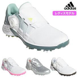 adidas Golf(アディダスゴルフ)日本正規品 ウィメンズ ZG21 (ゼットジー21ボア) ソフトスパイクゴルフシューズ 2021新製品 「KZI19」 【あす楽対応】