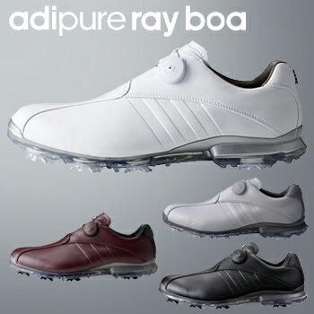 2016モデルアディダスゴルフ日本正規品adipure ray boaソフトスパイクゴルフシューズ【あす楽対応】