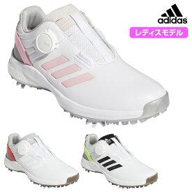 adidas Golf(アディダスゴルフ)日本正規品 ウィメンズ EQTボア ソフトスパイクゴルフシューズ 2021新製品 「KZK53」 【あす楽対応】
