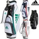 adidas Golf(アディダスゴルフ)日本正規品 マストハブ キャディバッグ 2021新製品 軽量キャディバッグ 「BG330」 【あ…