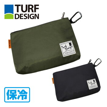 TURFDESIGN(ターフデザイン)CoolerPouch保冷ポーチ「TDCLP-1772」【あす楽対応】