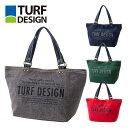 TURF DESIGN(ターフデザイン) Mini Tote Bag カジュアル ミニ トート バッグ 「TDMT-1773」 【あす楽対応】