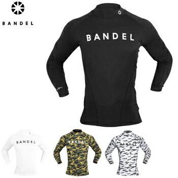 BANDEL(バンデル)ハイネックロングTシャツアンダーウェア