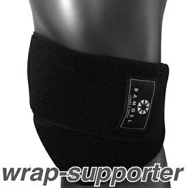 BANDEL(バンデル)wrap−supporterKnee(ラップサポーターニー)