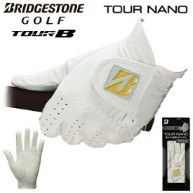 BRIDGESTONE GOLF(ブリヂストンゴルフ)日本正規品 TOUR B TOUR NANO (ツアーナノ) メンズ ゴルフグローブ(左手用) 2019モデル 「GLG99J」【あす楽対応】