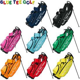 BLUE TEE GOLF(ブルーティーゴルフ)日本正規品 ストレッチスタンドキャディバッグ 「CB-003」