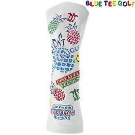【【最大3777円OFFクーポン】】BLUE TEE GOLF(ブルーティーゴルフ)日本正規品 パイナップルバージョン ヘッドカバーFW用 フェアウェイウッド用ヘッドカバー 「HC-016」