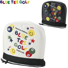 【【最大3777円OFFクーポン】】BLUE TEE GOLF(ブルーティーゴルフ)日本正規品 スマイル&ピンボール ヘッドカバーアイアン用 アイアンカバー 「IC-001」