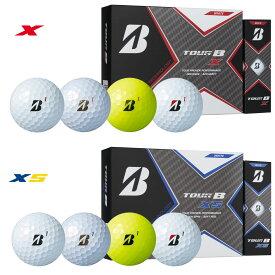 BRIDGESTONE GOLF(ブリヂストンゴルフ)日本正規品 TOUR B Xシリーズ 2020モデル ゴルフボール1ダース(12個入) 【あす楽対応】