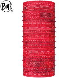 Buff(バフ)日本正規品 COOLNET UV+ SADRI RED (クールネットUVプラス サドリレッド) マルチファンクショナル UVカット機能付ネックウェア 「386540」 【あす楽対応】