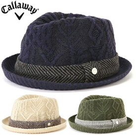 Callaway(キャロウェイ)日本正規品 ケーブル中折ハット 2019新製品 「241-9284506」 【あす楽対応】
