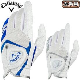 Callaway(キャロウェイ)日本正規品 Hyper Cool Glove 19 JM (ハイパークール) メンズ ゴルフグローブ(左手用) 2019モデル 【あす楽対応】