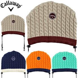 【【最大2900円OFFクーポン】】Callaway(キャロウェイ)日本正規品 Knit Iron Cover 19 JM ニットアイアンカバー19JM 2019新製品 【あす楽対応】