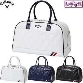 Callaway(キャロウェイ)日本正規品 PU Sport Boston Women's 21 JM (ピーユー スポーツ ボストン ウィメンズ 21 JM) ボストンバッグ 2021新製品 レディスモデル 【あす楽対応】