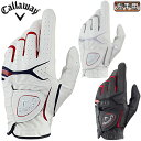 Callaway(キャロウェイ)日本正規品 Tech Glove 19 JM (テックグローブ19JM) 左手用ゴルフグローブ2019モデル 【あす楽対応】