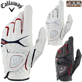 【【最大3300円OFFクーポン】】Callaway(キャロウェイ)日本正規品 Tech Glove 19 JM (テックグローブ19JM) 左手用ゴルフグローブ2019モデル 【あす楽対応】