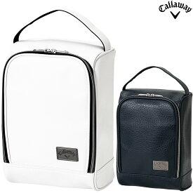 Callaway(キャロウェイ)日本正規品 Tour Shoe Case 21 JM (ツアー シューズケース 21 JM) シューズバッグ 2021新製品 【あす楽対応】