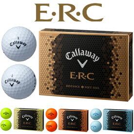 キャロウェイ日本正規品E・R・C(イーアールシー)ゴルフボール「1ダース(12個入)」16ERCBALL【あす楽対応】