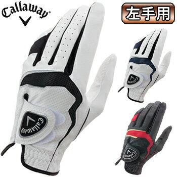 2016新製品Callaway(キャロウェイ)日本正規品AllWeatherGlove16JM(オールウェザーグローブ16JM)ゴルフグローブ「左手用」