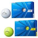 Callaway(キャロウェイ)日本正規品 ERC SOFT(イーアールシーソフト) 2021新製品 ゴルフボール1ダース(12個入) 「ERC S…