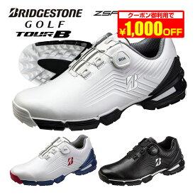 BRIDGSTONE GOLF(ブリヂストンゴルフ)日本正規品 TOUR B ZSP-BITER TOUR (ゼロ スパイク バイター ツアー) スパイクレスゴルフシューズ 2020新製品 「SHG100」【あす楽対応】