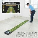 DAIYA GOLF(ダイヤゴルフ)日本正規品 ダイヤオートパットHD パターマット 2021新製品 「TR-478」 「ゴルフパター練習…