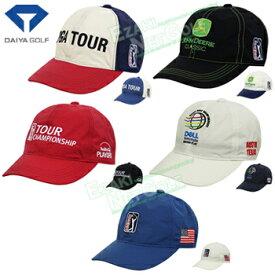 【【最大3300円OFFクーポン】】DAIYA GOLF(ダイヤゴルフ)日本正規品 US PGA TOUR レインキャップ3015 「WG-3015」 【あす楽対応】