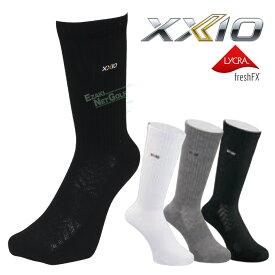 DUNLOP(ダンロップ)日本正規品 XXIO(ゼクシオ) レギュラーゴルフソックス 2020モデル 「XMO0401」 【あす楽対応】