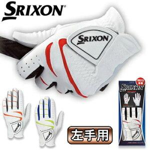 DUNLOP(ダンロップ)日本正規品 SRIXON(スリクソン) メンズ ゴルフグローブ(左手用) 「GGG-S014」 【あす楽対応】
