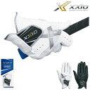 DUNLOP(ダンロップ)日本正規品 XXIO(ゼクシオ) メンズ ゴルフグローブ(右手用) 2020新製品 「GGG-X013R」 【あす楽対応】